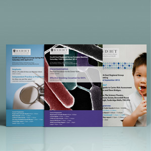 Dental Flyers and promotional material